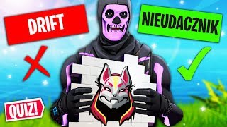"""🔥 the MOST DIFFICULT """"QUIZ"""" about the SKINY in Fortnite!"""