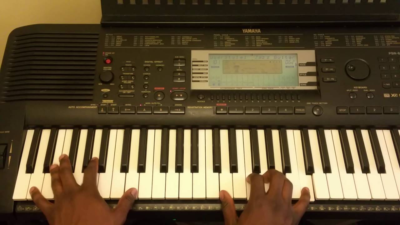 Download African Highlife - Piano tutorial in Key F. Part 1