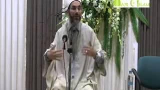 lla spiritualite et lamour causerie par shk zakariyya seddiki au icc