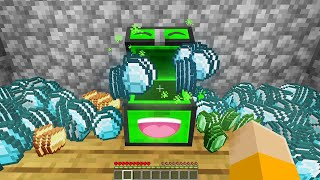 Stealing YOUTUBERS LOOT In Minecraft!