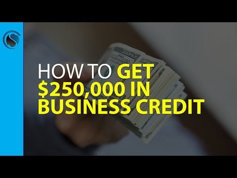 How to Get $250,000 in Business Credit for Your EIN That's N