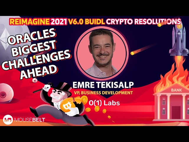 Emre Tekisalp - O(1) Labs - We Won't Need Oracles Where We Are Going