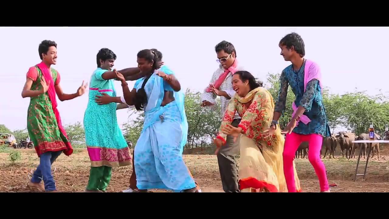 Download Buddareddy Palli Breaking News Movie - Song Making || Narasimha Nandi