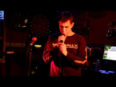 "Kweeder Singing Prince's ""Kiss"" at Gravel Pike Inn's Karaoke"