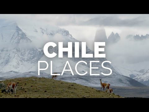 10 Best Places to Visit in Chile – Travel Video