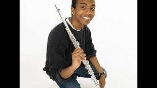 AZEEM WARD FULL SENIOR FLUTE RECITAL (PART 2 - WITH FLUTEBOXING)