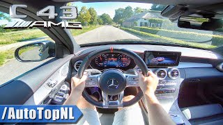 NEW! Mercedes-AMG C43 POV Test Drive by AutoTopNL