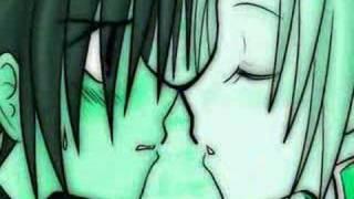 NaruHina and SasuSaku - Right Here Waiting - White Dawg