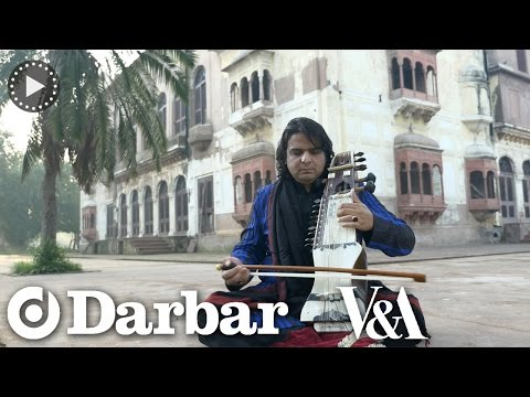 Indian classical music - Kamal Sabri plays the Sarangi