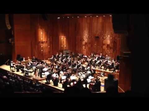 David Arnold - The Names Bond, James Bond - Live Performed with the Royal Philharmonic Orchestra