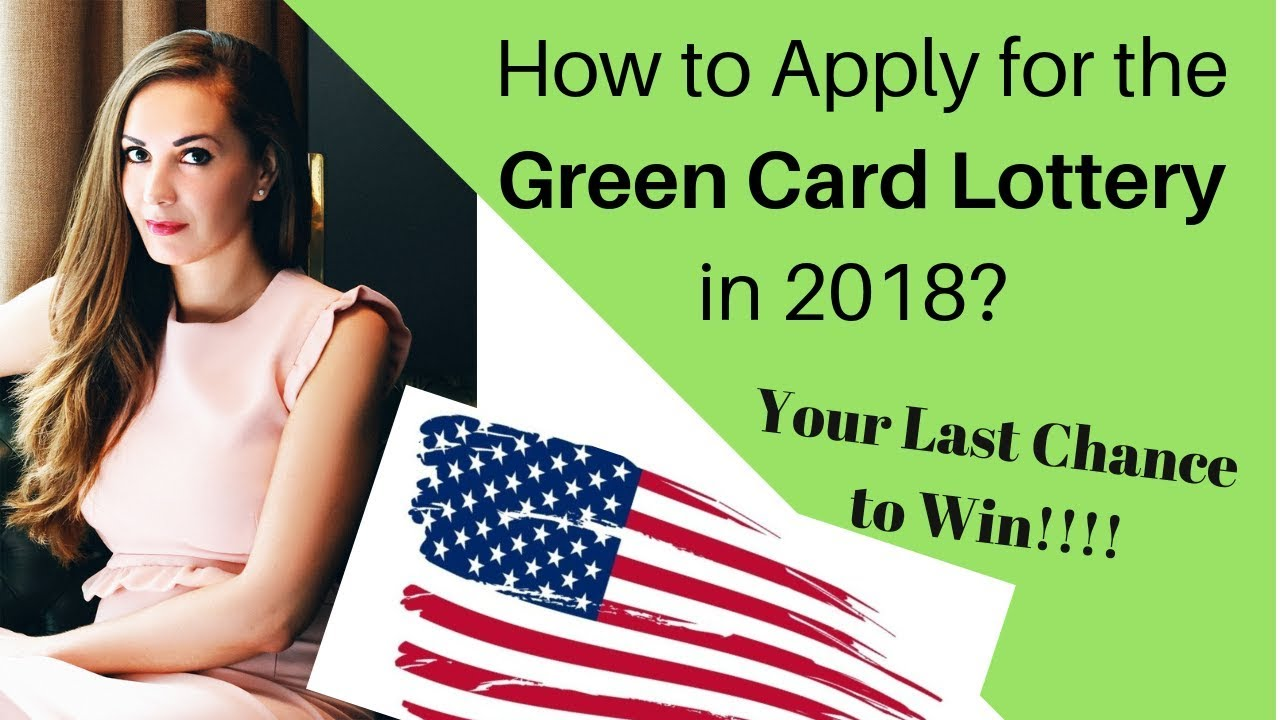 The united states government will not accept any paper applications. Green Card Lottery 2020 How To Apply In 2018 Last Chance To Win Youtube