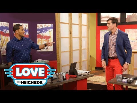 Sam Is Completely Lovesick | Tyler Perry's Love Thy Neighbor | Oprah Winfrey Network