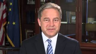Alaska Gov. Sean Parnell Delivers The Weekly GOP Address