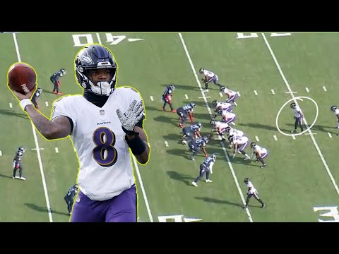 Lamar Jackson Film Study | Kurt Warner breaks down Ravens' Offensive Scheme