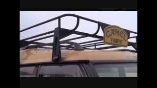 今回ご紹介する車両は、ディスカバリーがオフロード競技のキャメルトロ...