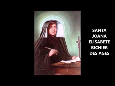 SANTA JOANA ELISABETE