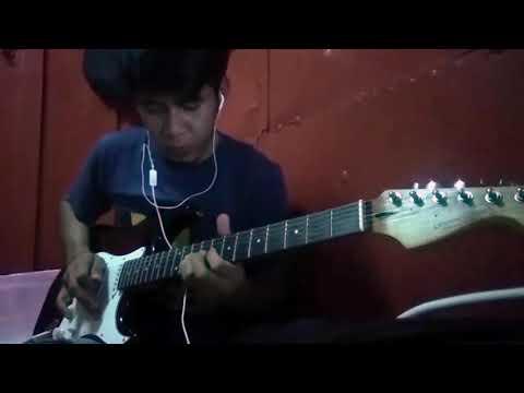 Deen As Salam (intrumental) Guitar Cover By Tatadabee