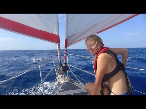 Sailing Around the World - Lost on the Atlantic Ocean? Ep. 1