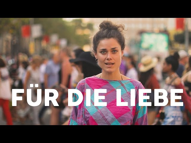 Spandeutsch #010 Aprender cantando: Für die Liebe, Berge
