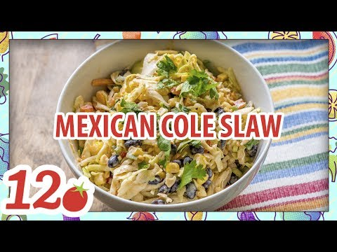 How To Make: Mexican Cole Slaw Recipe