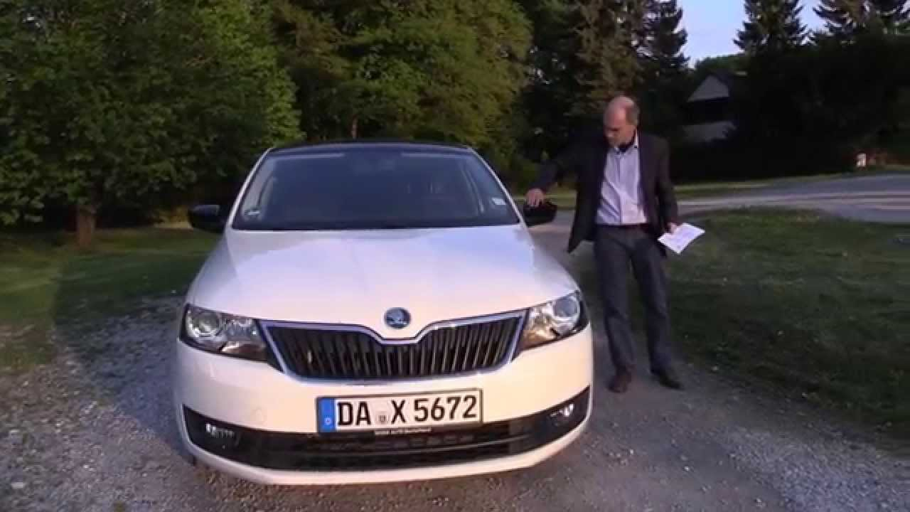 2015 skoda rapid spaceback test drive review 1 2 tsi. Black Bedroom Furniture Sets. Home Design Ideas