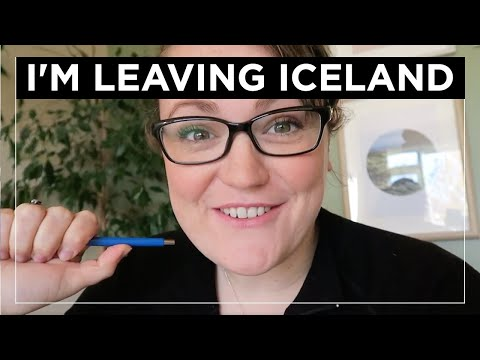 Winter Is Here So I'm Off!! - Living in Iceland (week 34) | Sonia Nicolson