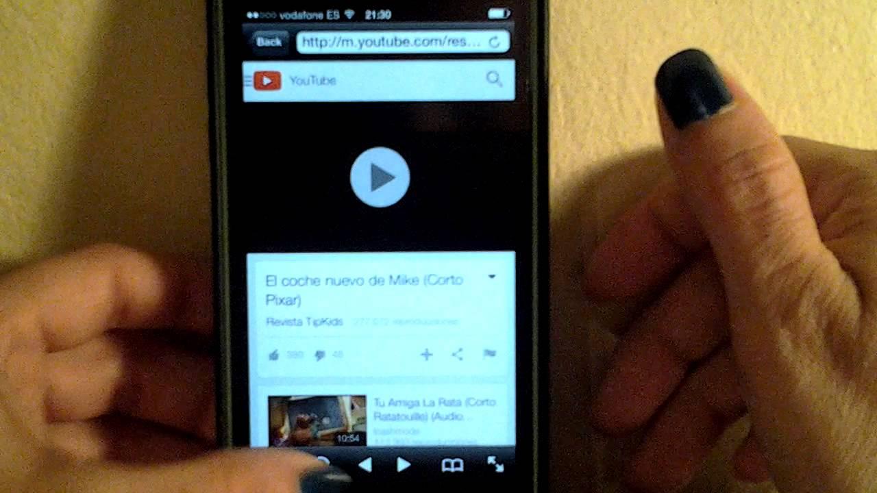 como descargar musica gratis para iphone youtube