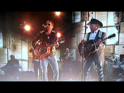 Cowboys Like Us - George Strait and Eric Church...