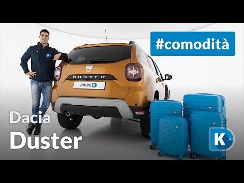 Dacia duster 2018 interni comodi e pratici youtube for Duster interni