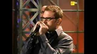 "Barenaked Ladies ""Another Postcard"" on Jay Leno (2003)"