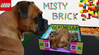 Lego Friends - Dog Bed by Misty Brick.
