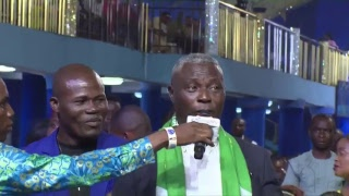 LIVE|SUNDAY BREAKTHROUGH SERVICE WITH SNR. PROPHET JEREMIAH OMOTO FUFEYIN 17TH FEB. 2019