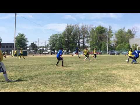 Soccer world refugee day