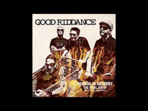 Good Riddance-Remain in Memory (Full Album)