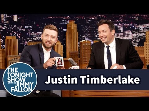 Thumbnail: Justin Timberlake Gets Incepted by a Jimmy Fallon Mug