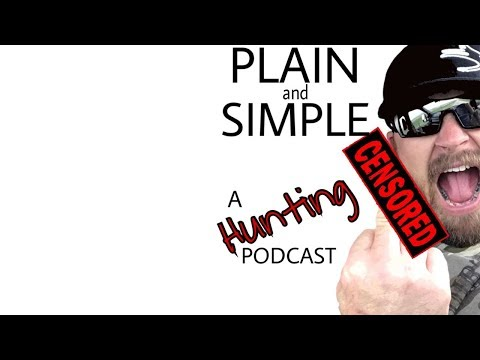 "PODCAST #015 ""Plain and Simple"" : Hampton and Steve have a good visit"