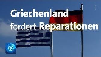 Griechenland will Entschädigungen für deutsche Verbrechen im Zweiten Weltkrieg