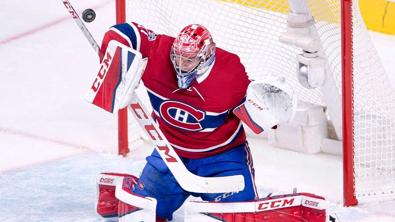 Carey Price Tops All Time Wins List For Canadiens Youtube