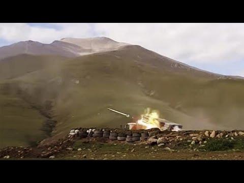 Нагорный Карабах: тяжелые бои