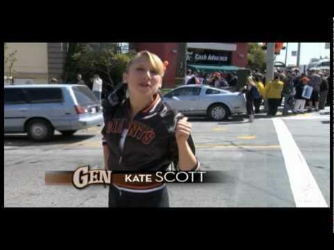 Kate Scott On-Camera Demo