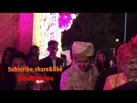 Randeep Rai brother wedding at Bhopal