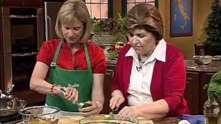 Ciao Italia 2203 Fennel, Avocado And Orange Salad 2yt