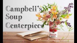 플라워레슨 (flower Lesson) Campbell…