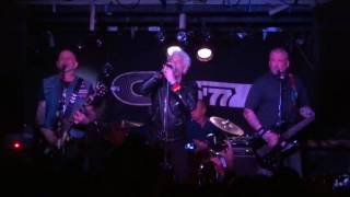 GBH @ Gruta 77 - Madrid - Race Against Time / Knife Edge - 10/03/2017