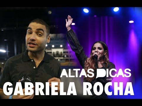 Entrevista com Gabriela Rocha no Altas Dicas