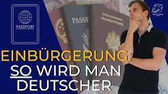 Einbürgerung & Staatsbürgerschaft: welche Bedingungen gelten bei uns und welche im Ausland?