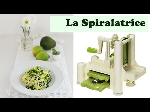 Taglia Verdure (Spiralatrice) per gli Spaghetti di Verdura