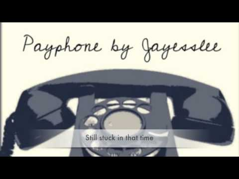 Jayesslee - Payphone (Studio Version) - Lyric Video