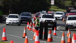 Qld Border Closure A 'frustrating But Necessary Measure'