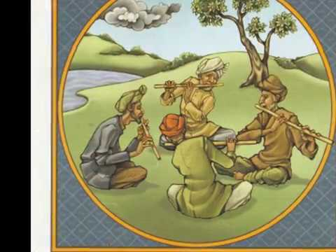 The Blind Men and the Elephant Read Aloud